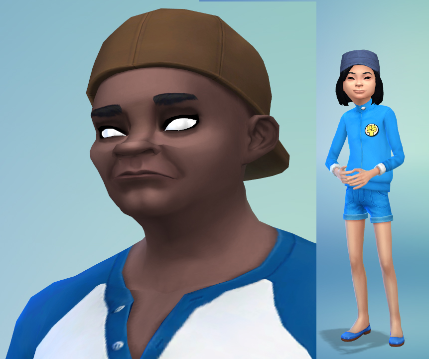 Sims 3 Cartoon Characters : Cartoon character cas creations c page